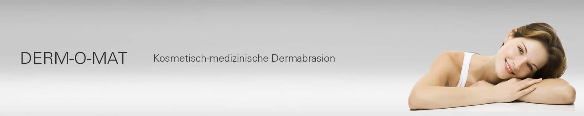 Derm-o-mat kosmetisch-medizinische-Dermabrasion