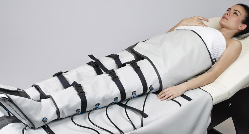Hose Modell Variant fürlymphdrainage-Behandlungen