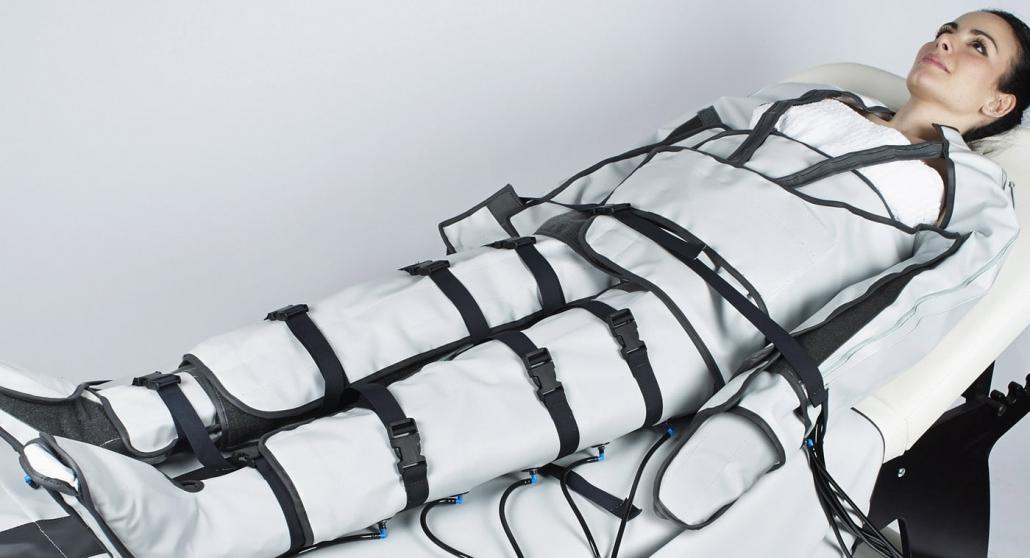 Lymphdrainage Hose Model New Concept