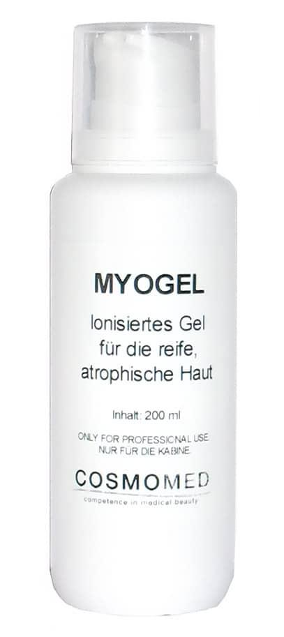 Myogel Cosmeceutical ionisiert