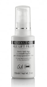 Age Lift Filler Anti Aging Serum für apparative Anwendungen mit Iontophorese, Elektroporation