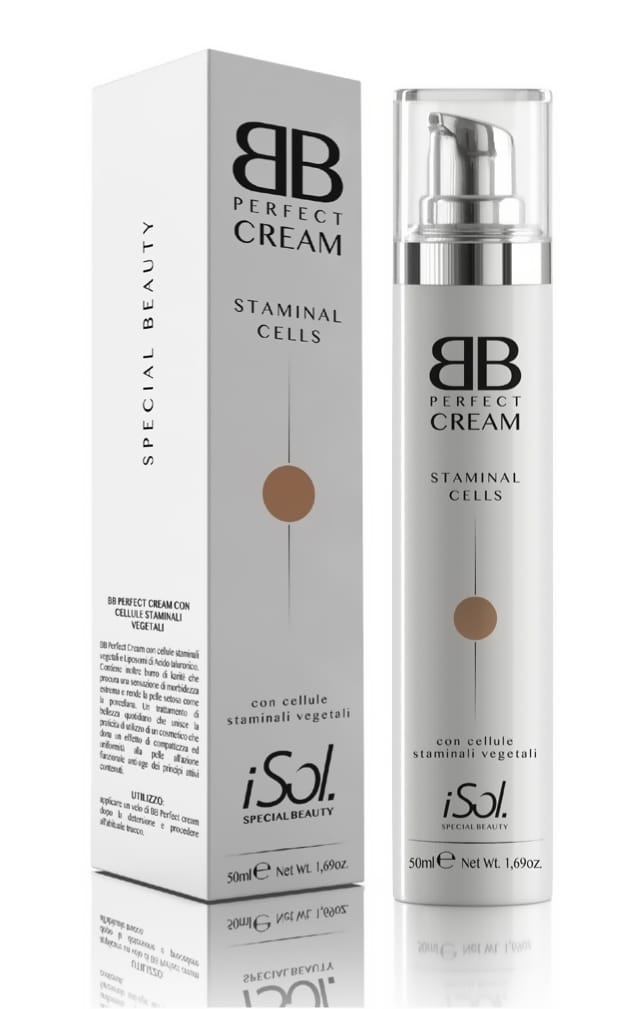 50 ml Dispenser iSol BB Blemish Balm Creme