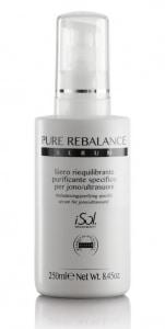 Pure rebalance Serum Ausgleichendes und reinigendes Serum für die Anwendung mit Iontophorese