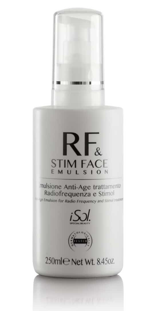 iSol Beauty Radiofrequenz Emulsion Gesicht