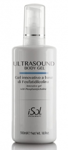 iSol Beauty Ultraschall-Gel