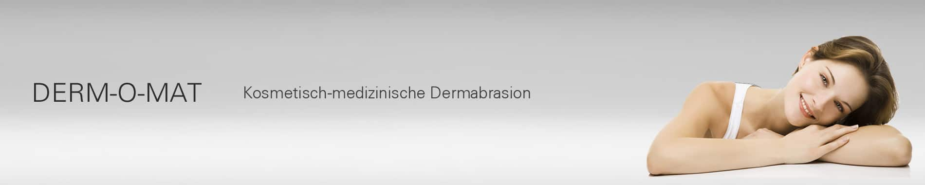 Mikrokristalldermabrasion für ein sanftes bis intensives Peeling. Made in Germany.