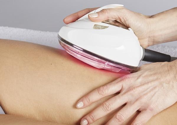 Behandlung mit endodermischer Massage
