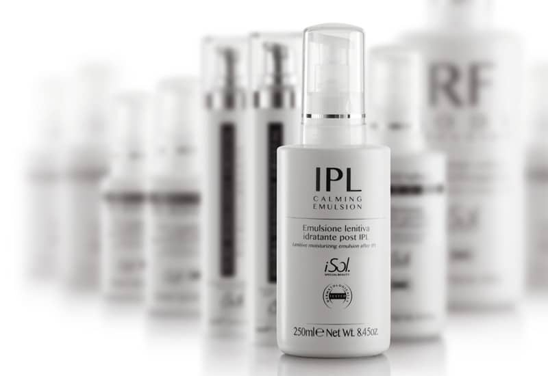 iSol Beauty Kosmetik IPL Lotion