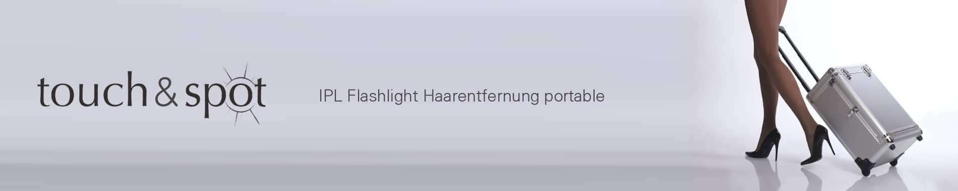 IPL Flashlight dauerhafte Haarentfernung portable