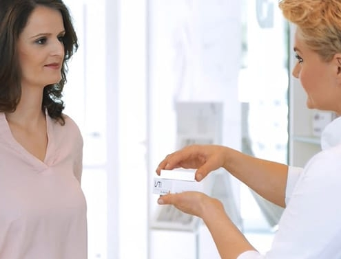 Individual Skin Technology individuelle Hautcreme