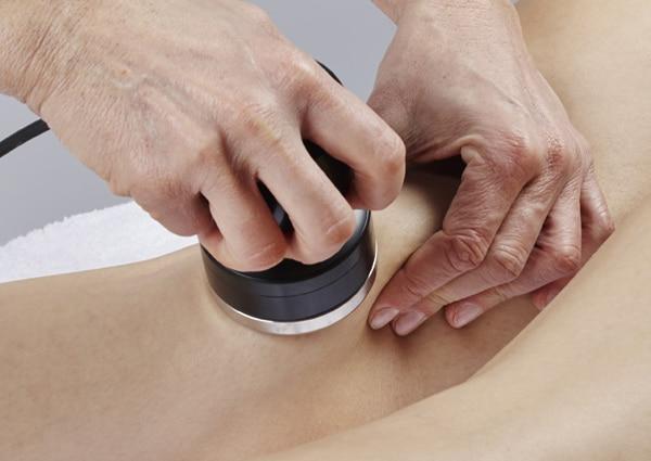 Körperbehandlung mit bipolarer Radiofrequenz