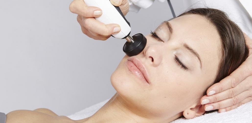 Kosmetikgerät bipolare Radiofrequenz Gesicht