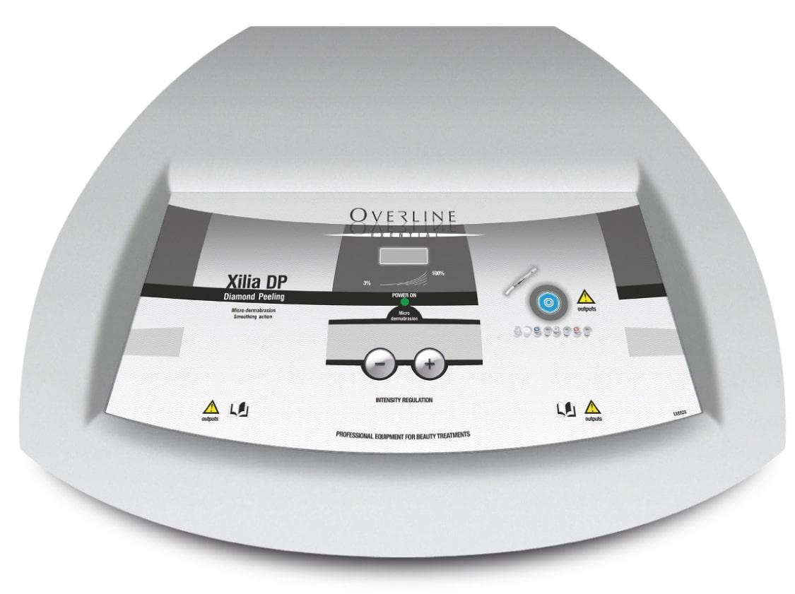 Xilia 820 Gerät für die professionelle Diamant-Dermabrasion