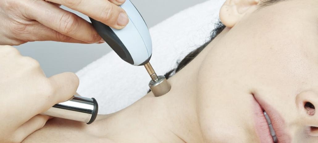 Kosmetikgerät für die Feuchtigkeitskontrolle der Haut