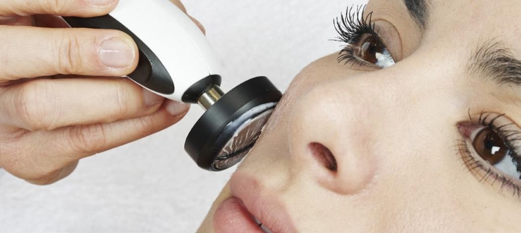 Kosmetikgerät für Anti Aging Behandlung mit Radiofrequenz