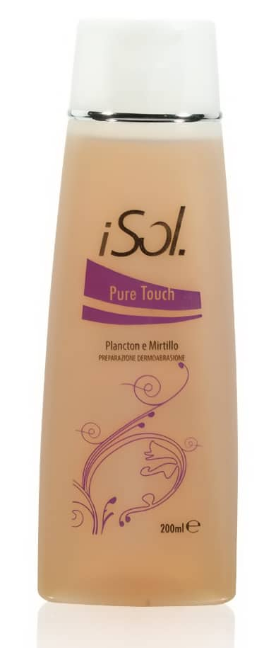200 ml Lotion iSol Pure Touch zur Vorbahnadlung