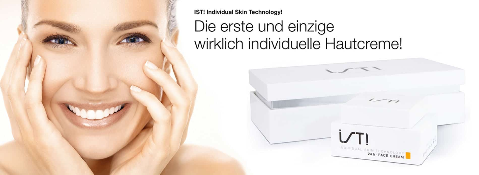 Individual Skin Technology individuelle Hautcremes