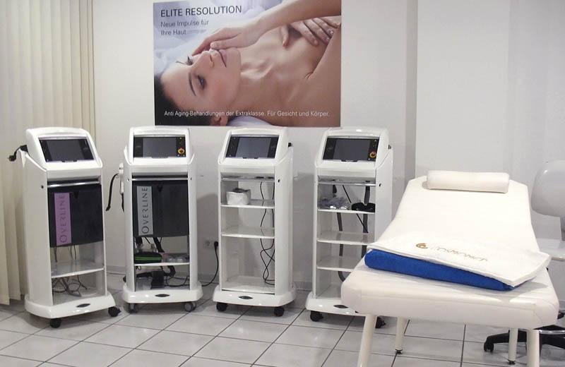 Schulung apparative Kosmetik