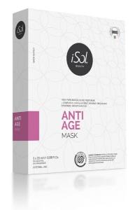 iSol Beauty Anti Aging Maske Biocellulose