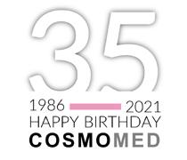 Jubiläum 35 Jahre Cosmomed